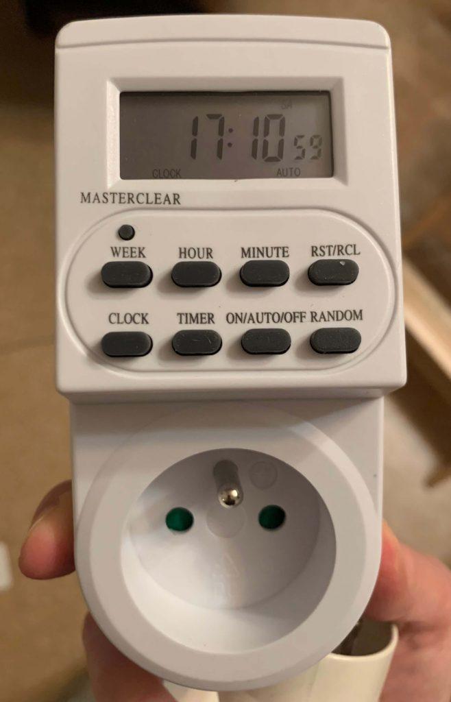 Časovač Elektrobock ZSD16